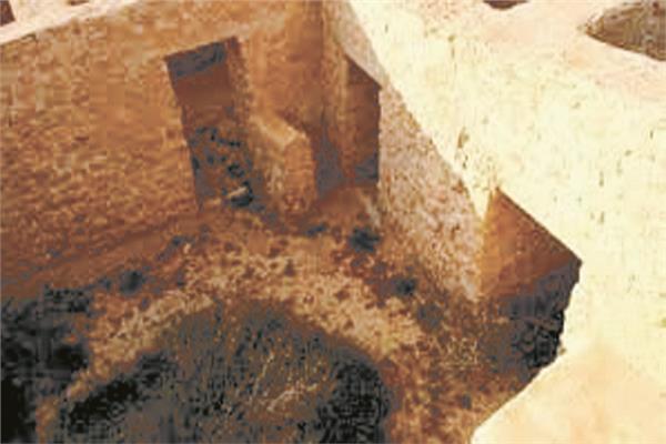 قصور حسان بن النعمان من أقدم الآثار الإسلامية فى مدينة سرت الليبية