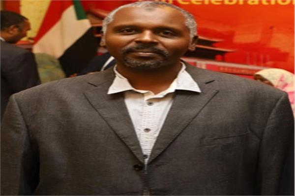 المثنى عبدالقادر الفحل المحلل السياسى بجمهورية السودان