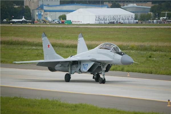 أحدث مقاتلة روسية من طراز MiG-35 في المرحلة الأخيرة من التجارب