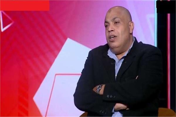 إبراهيم عبد الله عضو اللجنة التنفيذية بنادى الزمالك