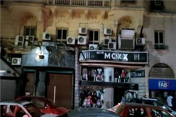 صورة لاغلاق المحلات