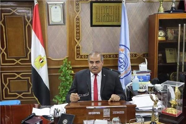 الدكتور محمد المحرصاوي، رئيس جامعة الأزهر