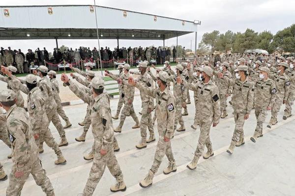 عناصر من القوات الخاصة الليبية تلقوا تدريبا من الجيش التركي فى طرابلس