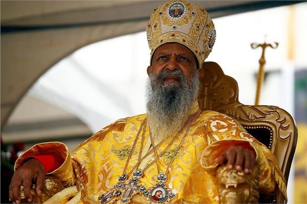 رئيس الكنيسة الارثوذكسية الاثيوبية