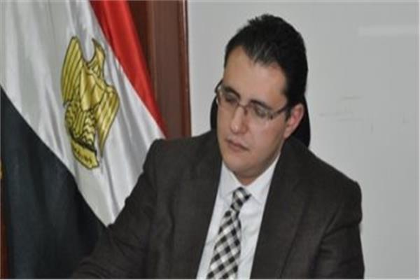 خالد مجاهد، المتحدث باسم وزارة الصحة