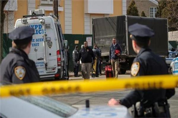 حادث إطلاق نار بساحة تايمز سكوير في نيويورك ووقع إصابات