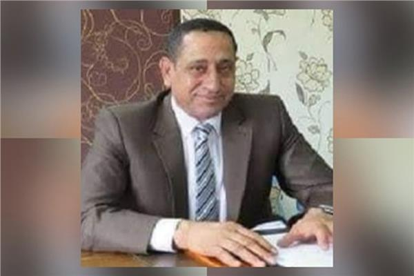 اللواء محمد عبدالوهاب السعدنى رئيس مركز ومدينة المحلة الكبرى