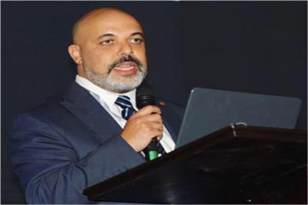 إيهاب واصف نائب رئيس شعبة الذهب والمجوهرات بالغرفة التجارية بالقاهرة