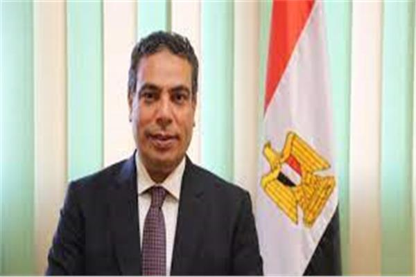 د. عادل عبد الغفار المتحدث بااسم وزارة التعليم العالي