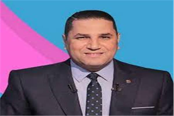 الإعلامي عبدالناصر زيدان