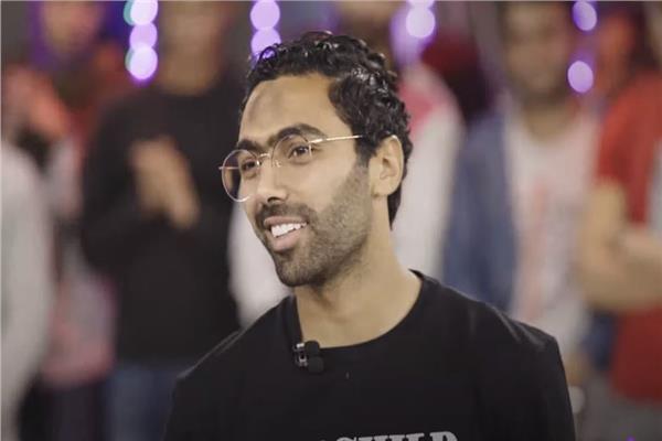 الكابتن حسين الشحات نجم النادي الأهلي