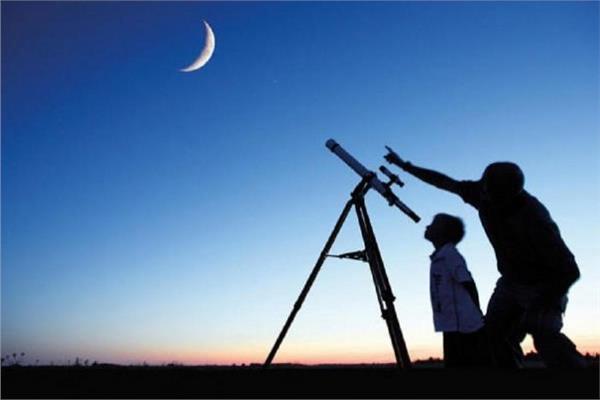 هلال العيد - صورة أرشيفية