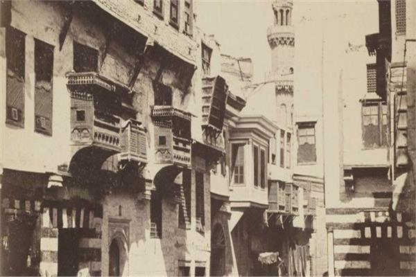 شارع باب البحر في القاهرة قديما
