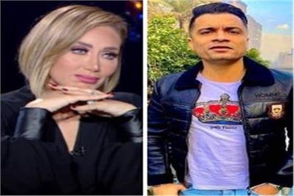 ريهام سعيد وحسن شاكوش