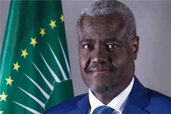 رئيس مفوضية الاتحاد الإفريقي موسى فقي محمد