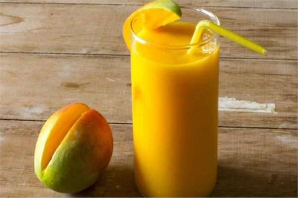 عصير المانجو بالمشمش