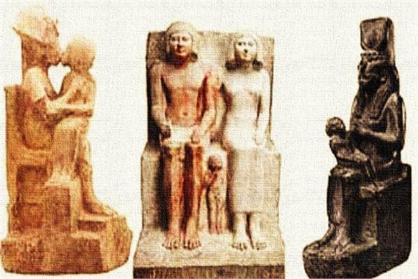 الأطفال فى مصر القديمة