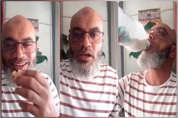 شيخ تونسي يفطر في بث على فيسبوك