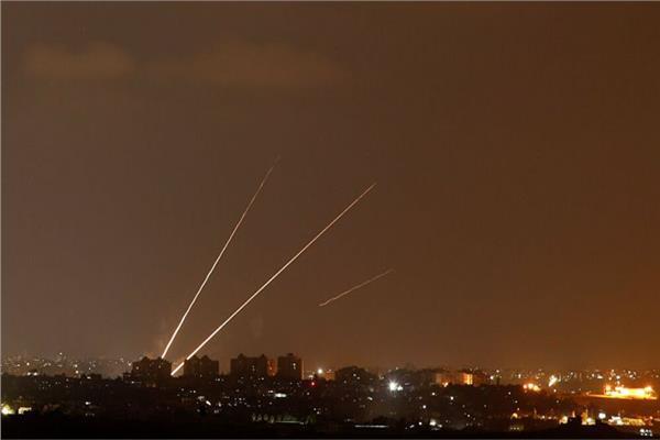 غارات جوية على قطاع غزة