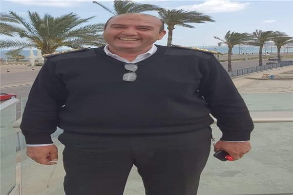 العميد عمرو الدمرداش