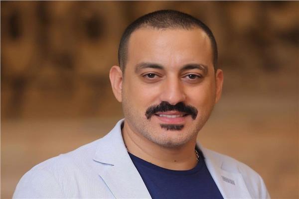 الفنان محمد دياب