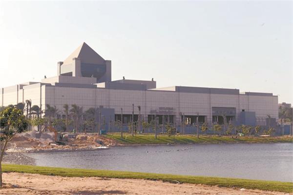 تطوير بحيرة عين الصيرة وإنشاء المتحف القومى للحضارة