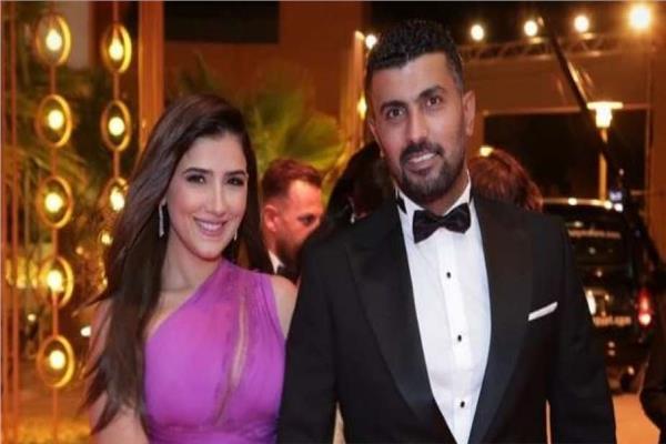 محمد سامي ومي عمر