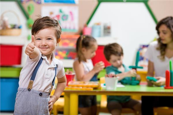 صورة أرشيفية مرحلة رياض الاطفال
