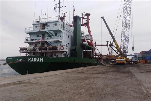 اقتصادية قناة السويس : 25 سفينة إجمالى الحركة الملاحية بموانئ بورسعيد