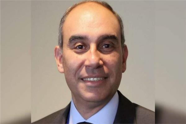 السفير علاء يوسف سفير مصر بفرنسا