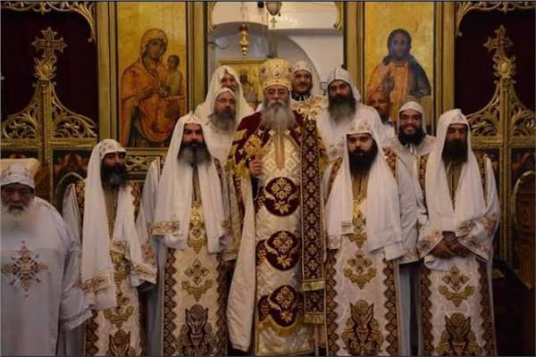 مطرانية الأقباط الأرثوذكس بالقدس