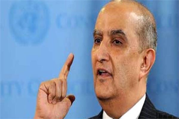 السفير ماجد عبد الفتاح، المندوب الدائم لدى جامعة الدول العربية بالأمم المتحدة