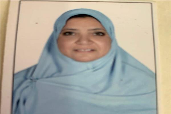 هالة عبد النبى رئاسة حى 15 مايو