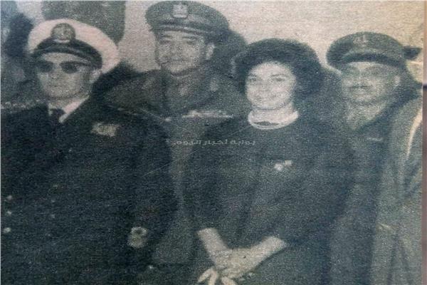 نادية تكلا - أرشيف أخبار اليوم