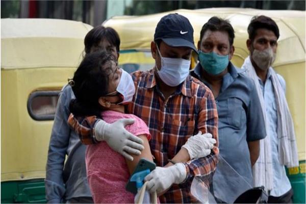 الهند تسجل عددا قياسيا من وفيات كورونا اليومية