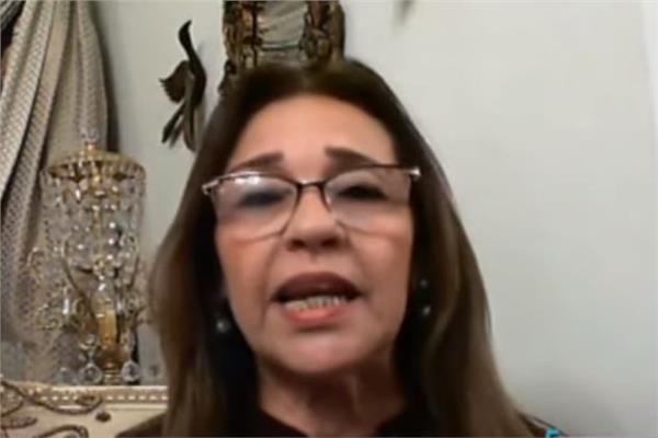 الدكتورة مها طلعت، مستشارة بمنظمة الصحة العالمية