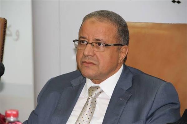 عبد المنعم مطر  رئيس مصلحة الضرائب المصرية الأسبق