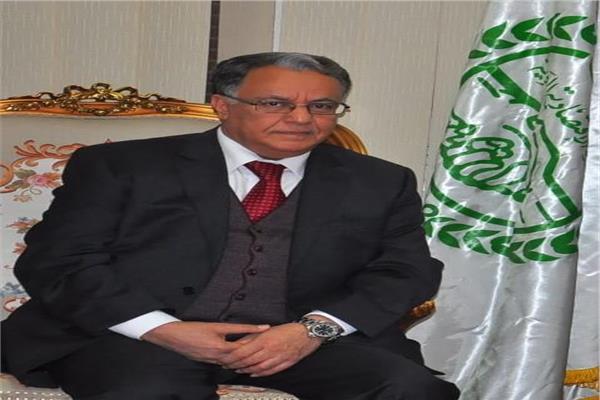 السفير محمد الربيع