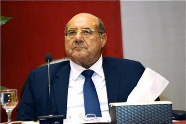 المستشار عبدالوهاب عبد الرازق رئيس مجلس الشيوخ