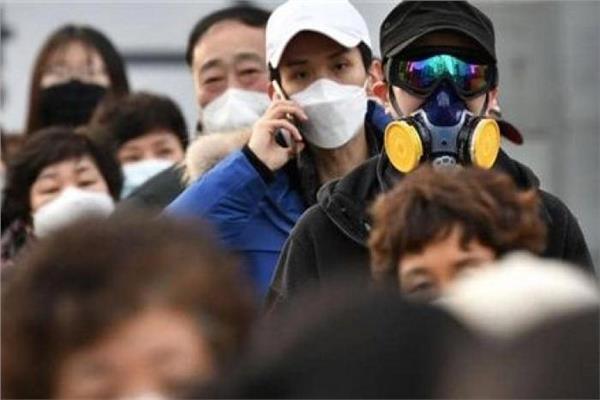 كوريا الجنوبية تسجل 695 إصابة جديدة بكورونا وحالة وفاة