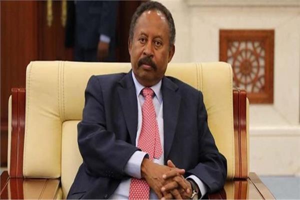 رئيس الوزراء السوداني الدكتور عبد الله حمدوك