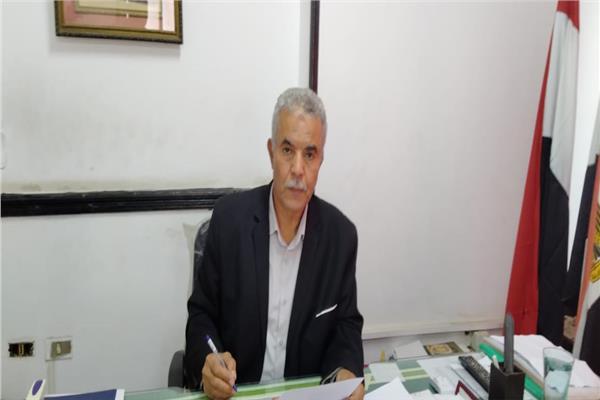علي حامد الزقم مدير مديرية القوى العاملة بالمنوفية