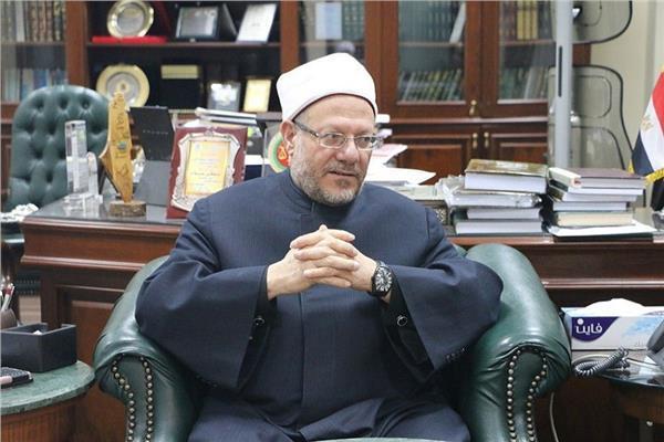 الدكتور شوقي علام مفتي الجمهوري