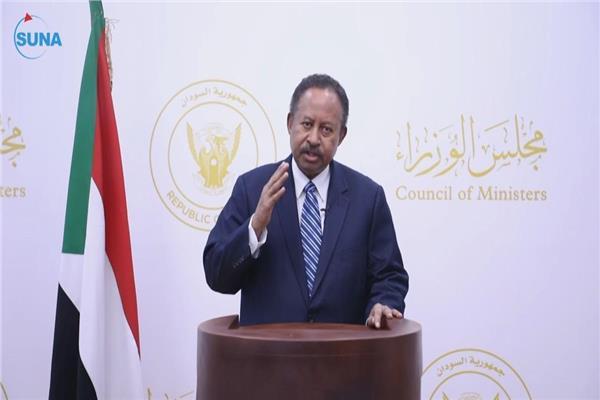 عبد الله حمدوك