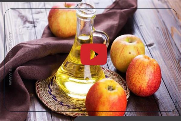 أبرز فوائد خل التفاح للشعر.. فيديوجراف
