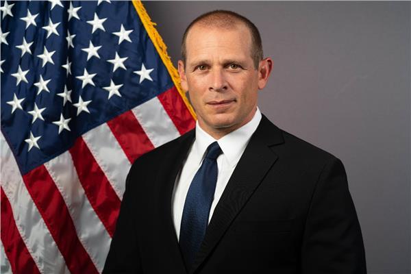 ساميويل وربيرج - المتحدث باسم وزارة الخارجية الأمريكية