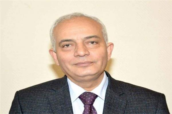 رضا حجازي ، نائب وزير التربية والتعليم والتعليم الفني