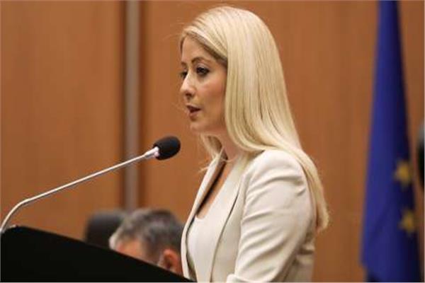 برلمان قبرص ينتخب امرأة لرئاسته