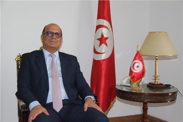 محمد بن يوسف سفير تونس بمصر