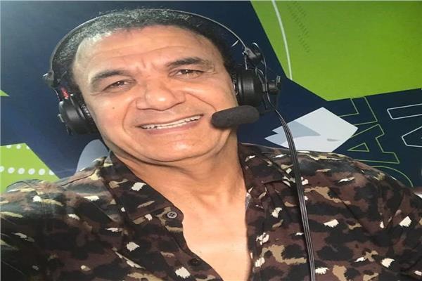 المعلق الرياضي أحمد الطيب